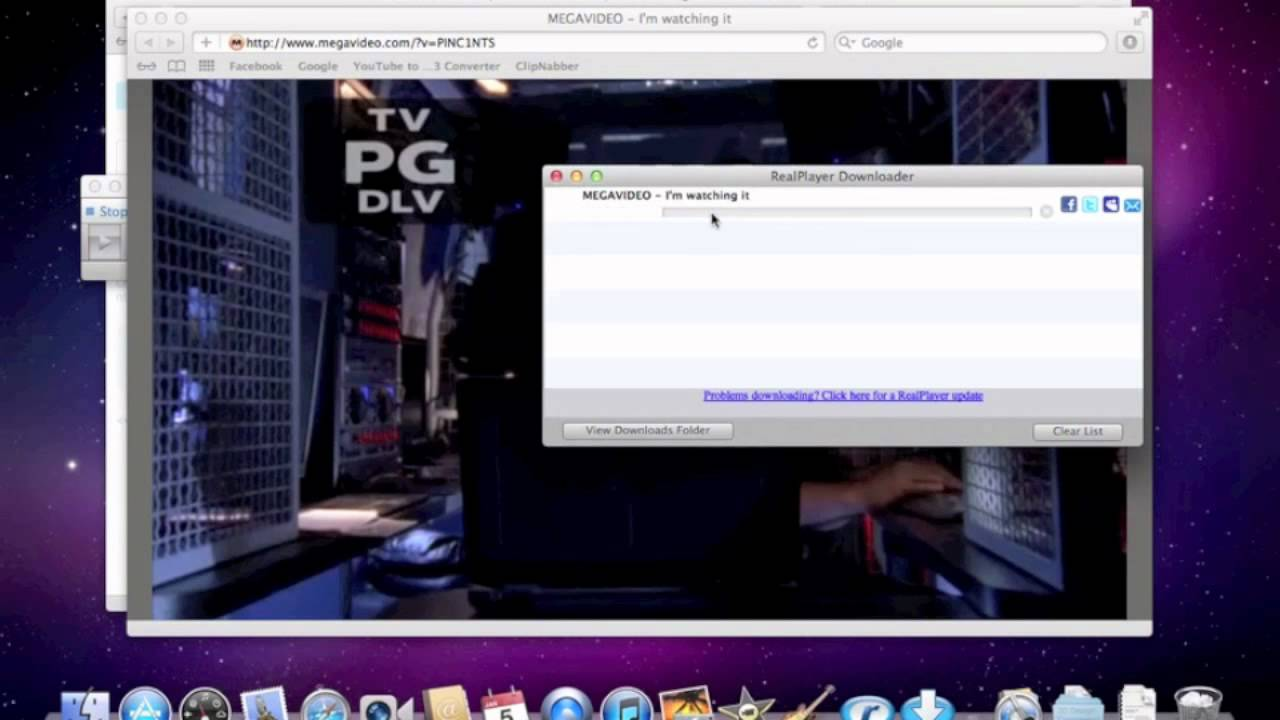 how to watch movies on tv with mac