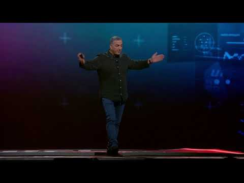 AWS re:Invent 2017 - Mati Kochavi Showcases How AWS Powers HEED's IoT Analytics Capabilities