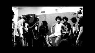 Les Twins Music 2013: J Squad - TTBZ Anthem