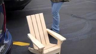 Trista's Adirondack Chair