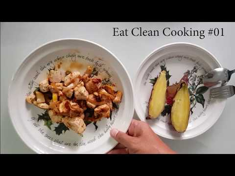 Eat Clean Cooking #1 - for IBC Weight Loss