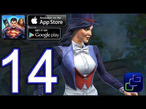 DC Comics Legends iOS Walkthrough - Part 14 - Chapter 3: Themyscira: The Memory Chair