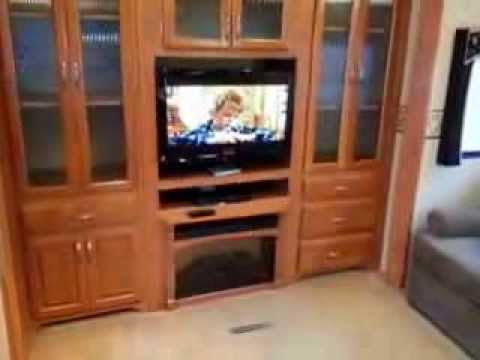 grand entertainment center 2008 grand junction by dutchmen 34qre at rvs of america www
