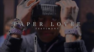 Paper Lovee - Testimony (Freestyle) [Official Video]