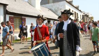 Cape Breton Island - Walk Through Time at the Fortress of Louisbourg