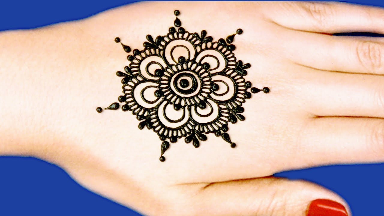 Mehndi Designs For Han...