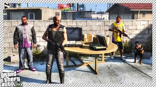 GANGSTER LIFE MOD! DRUGTRAFFICKING, S.W.A.T POLICE RAID, DRIVE BY SHOOTINGS & MORE