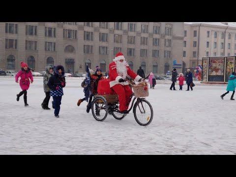 Minsk In Winter (2018)
