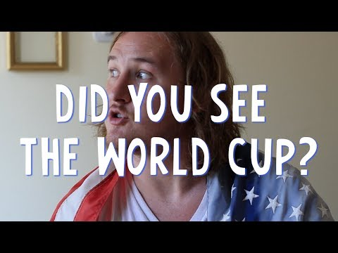 Did You See the World Cup?