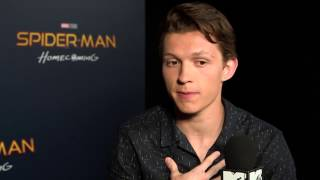 "Tom Holland speaks on ""Kraven"" ,Andrew Garfield, Tobey Macguire,  and more on Spiderman Homecoming"
