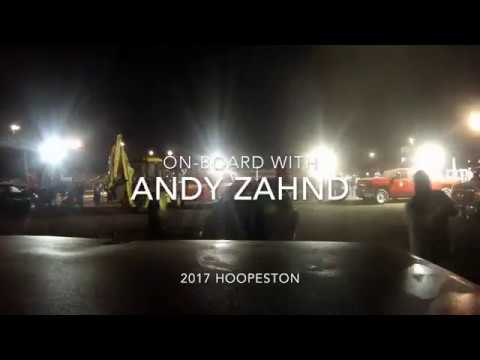 2017 Hoopeston Demo On-Board with Andy Zahnd
