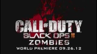 Black Ops 2 Zombies Preview: Richtofen is in Control!