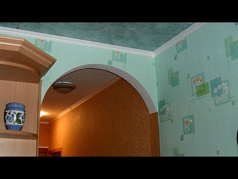 █ Дизайн 1-к. квартиры. Загляни в окно соседу (интерьер квартиры). Кухня, коридор