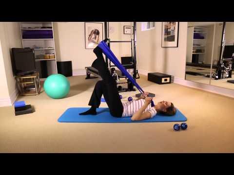 Osteoporosis Pilates Workout