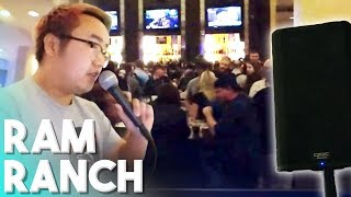 PLAYING RAM RANCH AT HUGE PARTY - Blizzcon Text to Speech