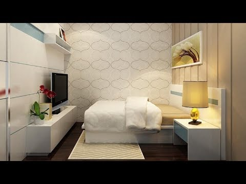 Space Saving Bedroom Ideas | Top Beautiful Small Bedroom Designs