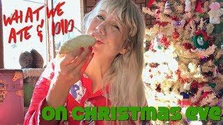What We Ate on Christmas Eve: Fun Vegan Vlog