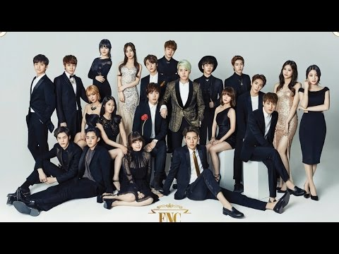 My K-Pop: FNC Entertainment's Music Pt.2 - Solo