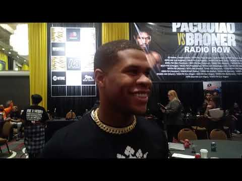 Devin Haney talks Floyd Sr. Vs Dad in Corner & Next Fight BIG!