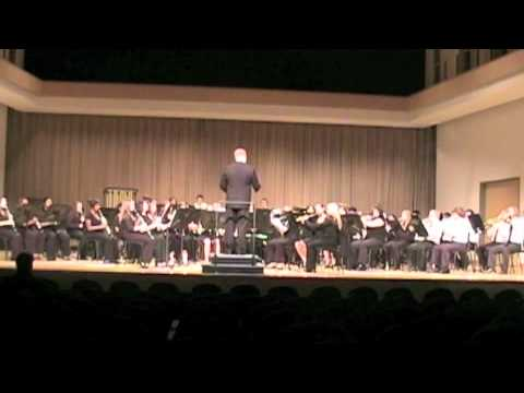 MCHS Symphonic Band - The Billboard March