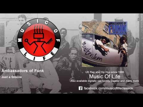 Ambassadors of Funk - Just a Groove