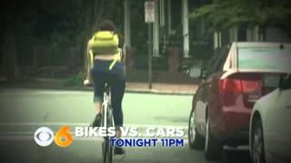 WATCH: Bicycles vs. cars