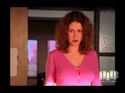 Undeclared: The Complete Series (8/8) Jenna Fischer Stays The Night (2001)