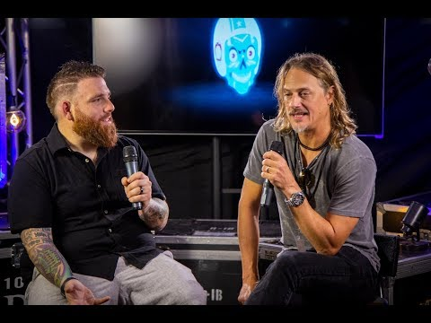 Brett Scallions says new FUEL music is coming soon! [POINTFEST 2019]