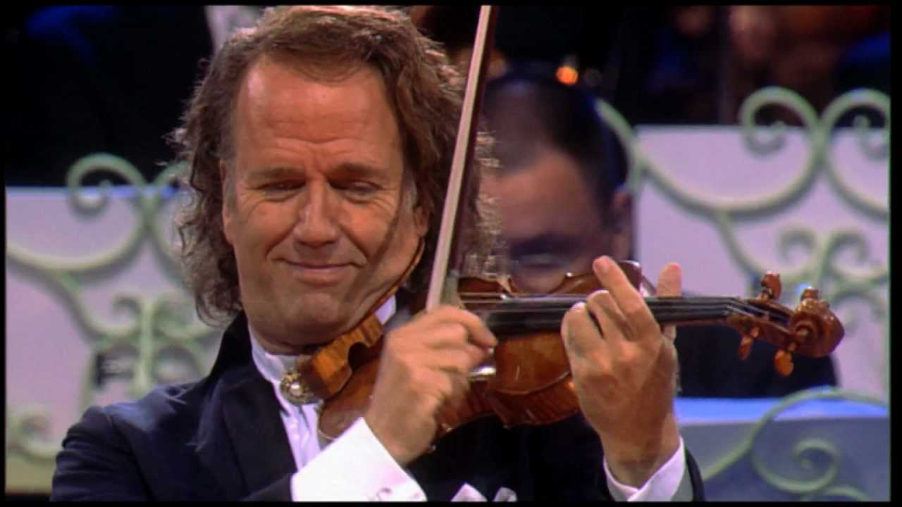 André Rieu The Second Waltz Shostakovich Youtube