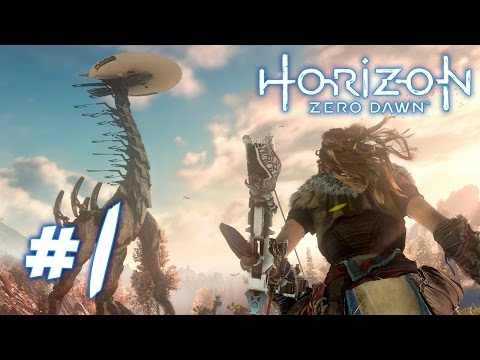 Horizon Zero Dawn | TheGamingBeaver