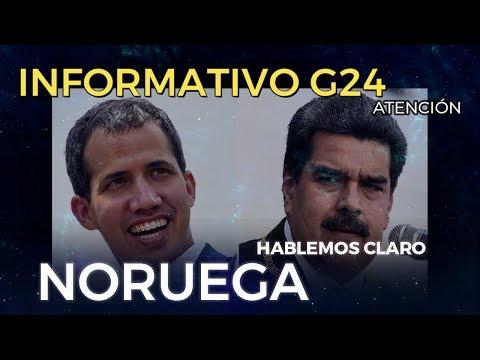 ATENCIÓN DELEGACIÓN NORUEGA EN VENEZUELA HABLEMOS CLARO-