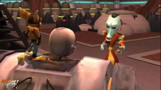 Ratchet & Clank El Tamaño Importa - ¡Otto El Destructor! - Planeta Quodrona - FINAL Parte 12 HD