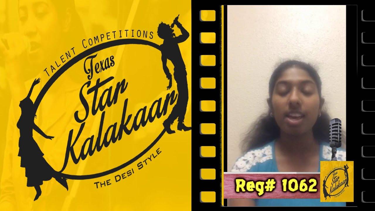 Texas Star Kalakaar 2016 - Registration No #1062