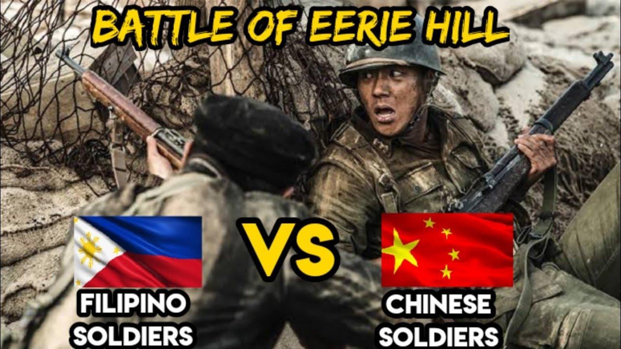 Download 45 na sundalong pinoy sinugod ang kampo ng Chinese Army. BATTLE OF HILL EERIE. PART 2