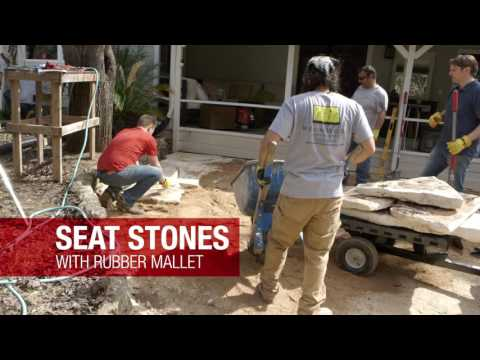 How to Install a Flagstone Patio | Troy-Bilt®