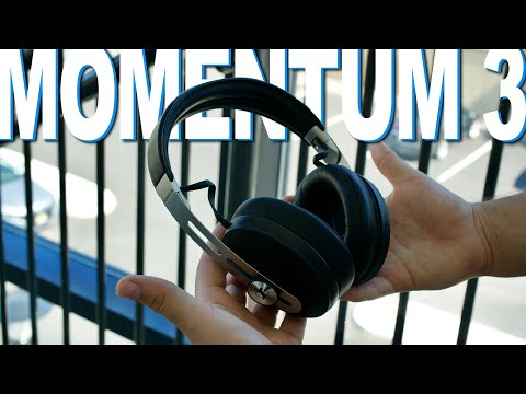 Sennheiser Momentum 3 Review - Headphones For The Android Audiophile