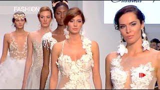 CLAUDIA REVIGLIONO Highlights Spring Summer 2018 Madrid Bridal Week   Fashion Channel