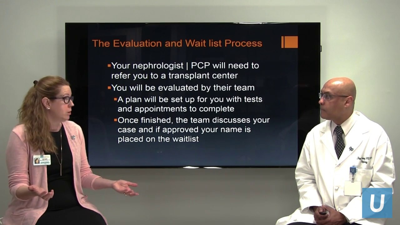 Steps And Challenges In Kidney Transplantation