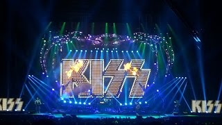 KISS - Hotter Than Hell (Live)
