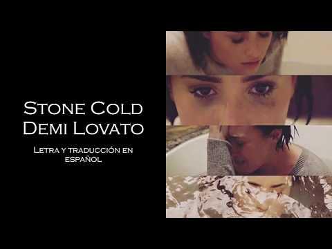 Stone Cold - Demi Lovato (Letra y Traducción al Español)
