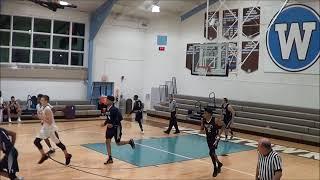 Phelps Basketball vs Orangeville Prep 11 18 17