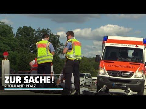 Immer Wieder Ärger Mit Gaffern - Jetzt Sollen Höhere Strafen Helfen   SWR Zur Sache! Rheinland-Pfalz