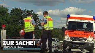 Immer wieder Ärger mit Gaffern - Jetzt sollen höhere Strafen helfen | SWR Zur Sache! Rheinland-Pfalz