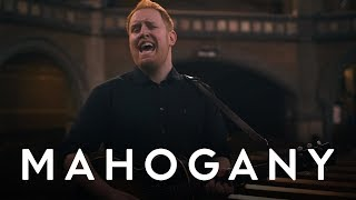 Gavin James - Nervous | Mahogany Session