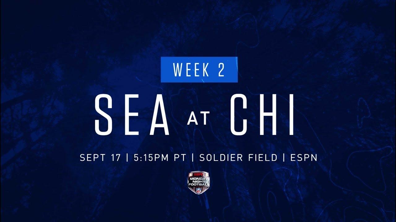 Week 2 Seahawks At Bears Trailer Youtube