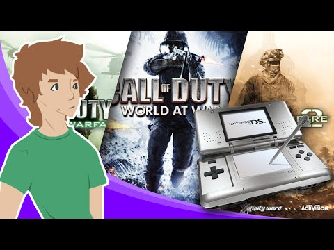 Call of Duty for the Nintendo DS (Part 1) - Port Patrol