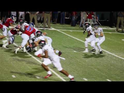 Highlights from the Bowie - Abilene Cooper game 9/23/2016