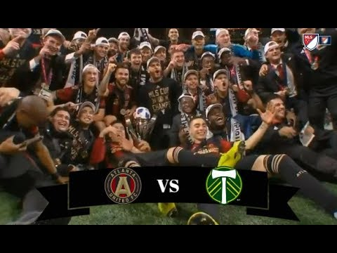Atlanta United FC vs Portland Timbers MLS Cup 2018 Highlights