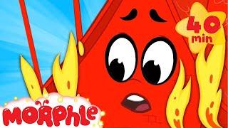 Morphle Morphs Into a House - My Magic Pet Morphle | Cartoons For Kids | Morphle TV | Mila & Morphle