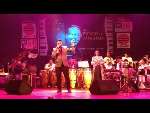 MEHBOOBA MEHBOOBA| Sholay| Punch of Pancham| Live Concert| Tribute